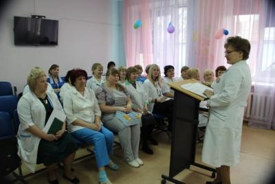 Аттестационная работа старшей медсестры психоневрологического интерната